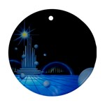 futur2-630637 Ornament (Round)