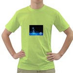 futur2-630637 Green T-Shirt