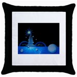 futur2-630637 Throw Pillow Case (Black)