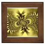 gold-260221 Framed Tile