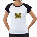 gold-260221 Women s Cap Sleeve T