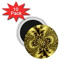 gold-260221 1.75  Magnet (10 pack)
