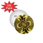 gold-260221 1.75  Button (100 pack)
