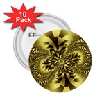 gold-260221 2.25  Button (10 pack)