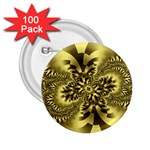 gold-260221 2.25  Button (100 pack)