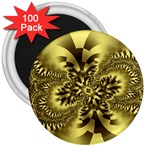 gold-260221 3  Magnet (100 pack)