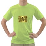 gold-260221 Green T-Shirt