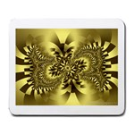 gold-260221 Large Mousepad