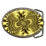 gold-260221 Belt Buckle