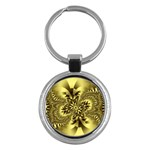 gold-260221 Key Chain (Round)