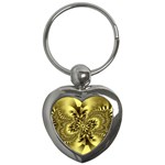 gold-260221 Key Chain (Heart)