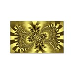 gold-260221 Sticker (Rectangular)