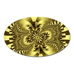 gold-260221 Magnet (Oval)