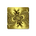 gold-260221 Magnet (Square)