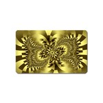 gold-260221 Magnet (Name Card)