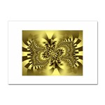 gold-260221 Sticker A4 (10 pack)