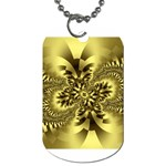 gold-260221 Dog Tag (Two Sides)