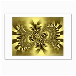 gold-260221 Postcards 5  x 7  (Pkg of 10)