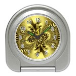 gold-260221 Travel Alarm Clock