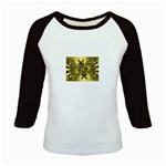 gold-260221 Kids Baseball Jersey