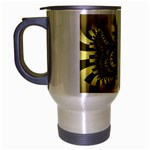 gold-260221 Travel Mug (Silver Gray)