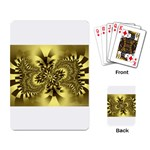 gold-260221 Playing Cards Single Design