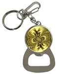 gold-260221 Bottle Opener Key Chain