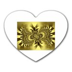 gold-260221 Mousepad (Heart)