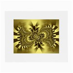 gold-260221 Glasses Cloth (Small, Two Sides)