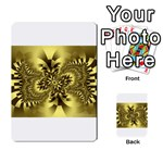 gold-260221 Multi-purpose Cards (Rectangle)