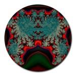 Grimbala-954205 Round Mousepad