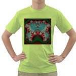Grimbala-954205 Green T-Shirt