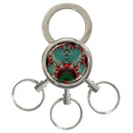 Grimbala-954205 3-Ring Key Chain