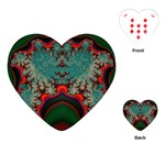 Grimbala-954205 Playing Cards (Heart)