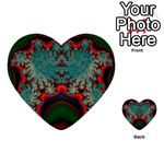 Grimbala-954205 Multi-purpose Cards (Heart)