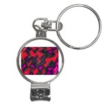 intensive_liquid-104671 Nail Clippers Key Chain