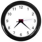 intensive_liquid-104671 Wall Clock (Black)