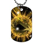 ikon06b-42458 Dog Tag (Two Sides)