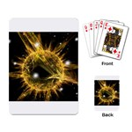 ikon06b-42458 Playing Cards Single Design