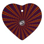mind_chaos-P1-124543 Ornament (Heart)