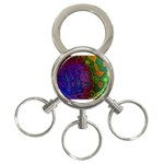 poison-917756 3-Ring Key Chain