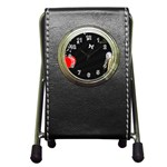 1024-feb-752974 Pen Holder Desk Clock