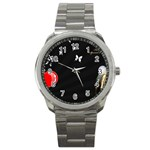 1024-feb-752974 Sport Metal Watch