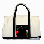 1024-feb-752974 Two Tone Tote Bag