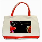 1024-feb-752974 Classic Tote Bag (Red)