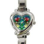 adamsky-416994 Heart Italian Charm Watch