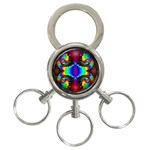 adamsky-416994 3-Ring Key Chain