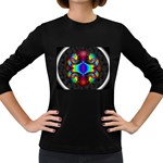 adamsky-416994 Women s Long Sleeve Dark T-Shirt