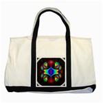 adamsky-416994 Two Tone Tote Bag