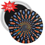 Art-Rings-864831 3  Magnet (100 pack)